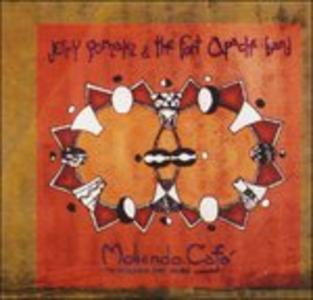 CD Moliendo Cafe Fort Apache Band , Jerry Gonzalez