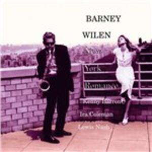 New York Romance - CD Audio di Barney Wilen