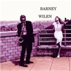 CD New York Romance di Barney Wilen