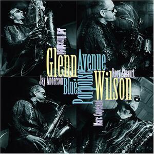 Blue Porpoise Avenue - CD Audio di Glenn Wilson