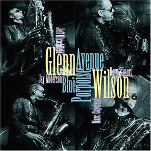 CD Blue Porpoise Avenue di Glenn Wilson