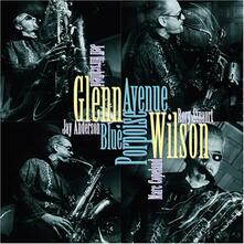 Blue Porpoise Avenue - CD Audio di Glenn Wilson