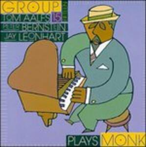 Group 15 Plays Monk - CD Audio di Group 15