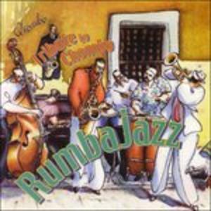 CD Rumbajazz. Tribute to Chombo