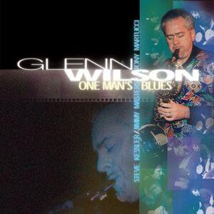 CD One Man's Blues di Glenn Wilson