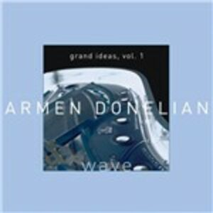 CD Wave di Armen Donelian