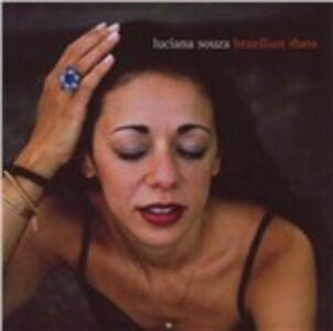 Foto Cover di Brazilian Duos Lithe, CD di Luciana Souza, prodotto da Sunnyside