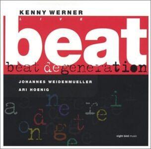 CD Beat Degeneration di Kenny Werner