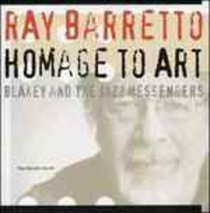 Homage to Art - CD Audio di Ray Barretto