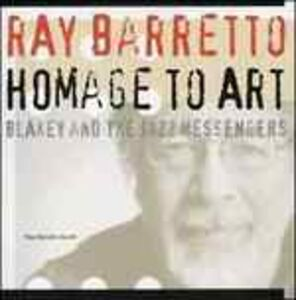 CD Homage to Art di Ray Barretto