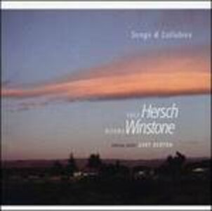 CD Songs & Lullabies Fred Hersch , Norma Winstone