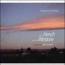 Songs & Lullabies - CD Audio di Fred Hersch,Norma Winstone