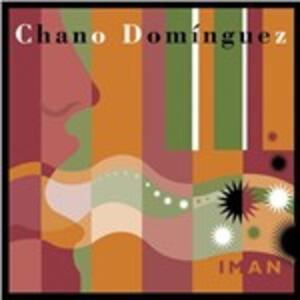 Iman - CD Audio di Chano Dominguez