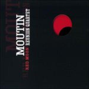 CD Red Moon di Moutin Reunion Quartet