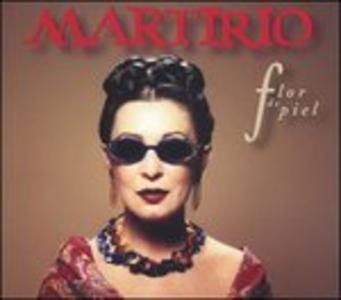 CD Flor de piel di Martirio
