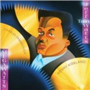 CD Megawatts di Jeff Tain Watts