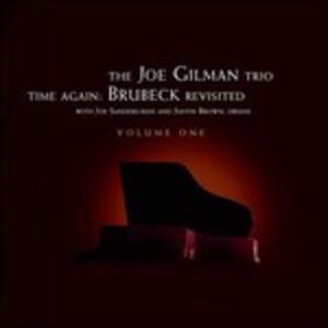Time Again. Brubeck Revisited vol.1 - CD Audio di Joe Gilman