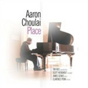 Place - CD Audio di Aaron Choulai