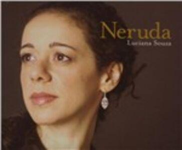 Foto Cover di Neruda, CD di Luciana Souza, prodotto da Sunnyside