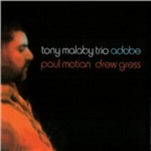 Adobe - CD Audio di Tony Malaby