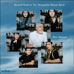 CD Blue Mongol di Roswell Rudd
