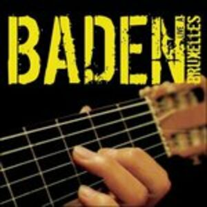 CD Baden Live Bruxelles di Baden Powell