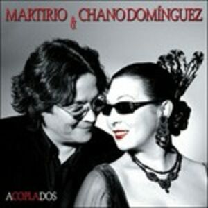 CD Acoplados Chano Dominguez , Martirio
