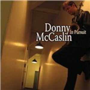 CD In Pursuit di Donny McCaslin