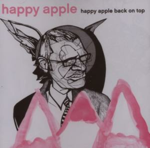 CD Happy Apple Back On Top di Happy Apple