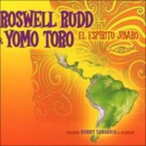 El espiritu jibaro - CD Audio di Roswell Rudd,Yomo Toro
