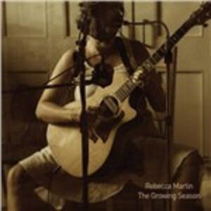 Growing Season - CD Audio di Rebecca Martin