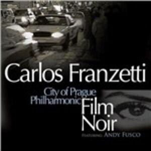 CD Film Noir di Carlos Franzetti