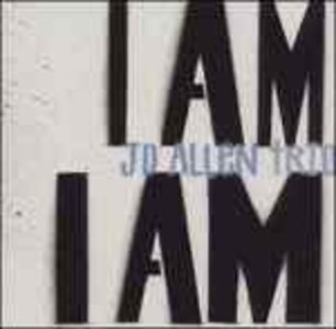 Foto Cover di I Am I Am, CD di J.D. Allen, prodotto da Sunnyside