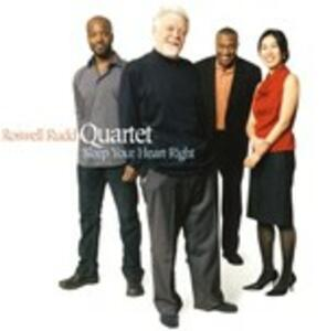 Keep Your Heart Right - CD Audio di Roswell Rudd