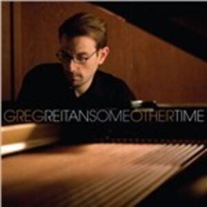 Foto Cover di Some Other Time, CD di Greg Reitan, prodotto da Sunnyside