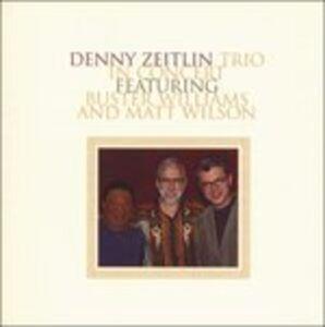 CD Denny Zeitlin Trio in Concert di Denny Zeitlin