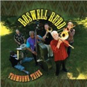 Trombone Tribe - CD Audio di Roswell Rudd
