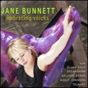CD Embracing Voices di Jane Bunnett
