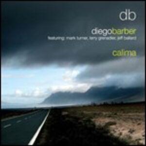 Foto Cover di Calima, CD di Diego Barber, prodotto da Sunnyside