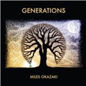 CD Generations di Miles Okazaki