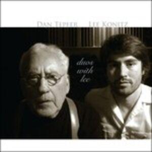 CD Duos with Lee Lee Konitz , Dan Tepfer