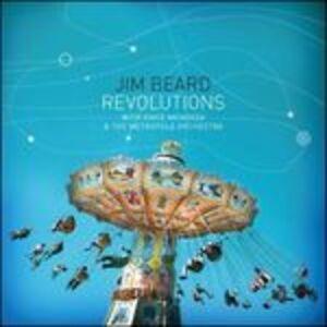 Foto Cover di Revolutions, CD di Jim Beard, prodotto da Sunnyside