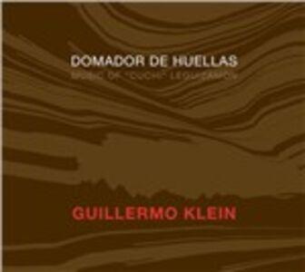 CD Domador de huellas di Guillermo Klein