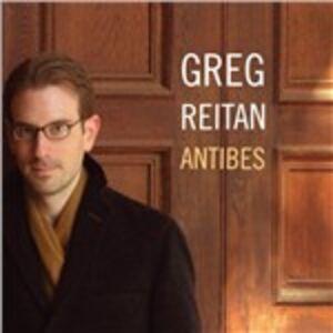 CD Antibes di Greg Reitan