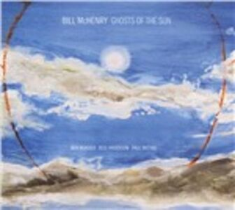 CD Ghosts of Sun di Bill McHenry