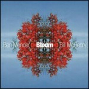Foto Cover di Bloom, CD di Ben Monder,Bill McHenry, prodotto da Sunnyside