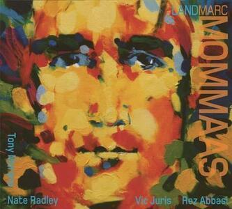 Landmarc - CD Audio di Marc Mommaas