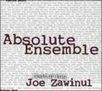 CD Absolute Zawinul di Absolute Ensemble