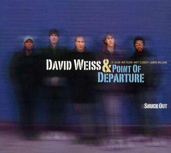 Foto Cover di Snuck Out, CD di David Weiss, prodotto da Sunnyside