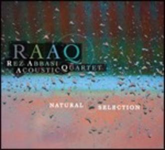 CD Natural Selection di Rez Abbasi (Acoustic Quartet)